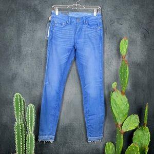 🆕 Vinyard Vines Released Hem Skinny Jeans    E249
